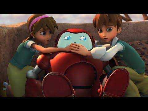 Superbook - Gedeon, amerikai animációs film magyar szinkronnal