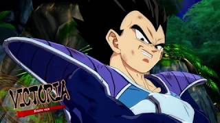 DragonBallFighterZ-This video Contains Vegeta mostly