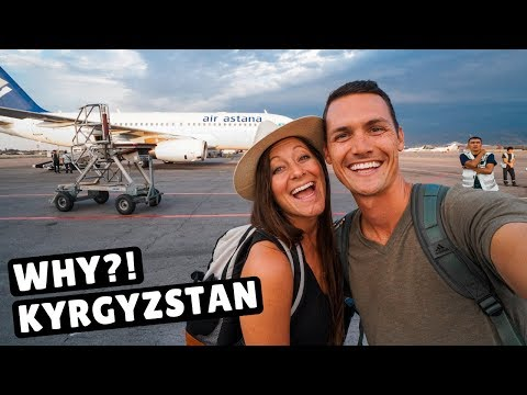 KAZAKHSTAN to KYRGYZSTAN (What have we gotten ourselves into