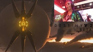 Destiny 2 PC First Campaign #E3 First Look!