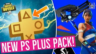 NEW Fortnite PS Plus Celebration pack! How to get NEW Fortnite PS Plus Celebration pack 7!