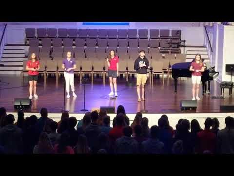 First Academy Leesburg Chapel - February 2020