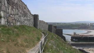 St Patrick's Isle - A Walk Around Peel Castle Walls, Peel, Isle of Man