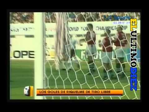 Gol a Hungría (Mundial Sub 20 Malasia 1997)