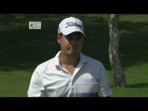 2017 Leopalace21 Myanmar Open Rd 3 highlights