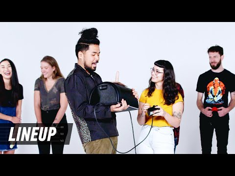 Match the Sex Toy to the Person | Lineup | Cut
