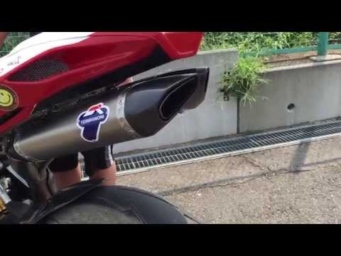 MV AGUSTA F4RR with Termignoni Racing Exhaust System2