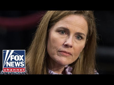 Amy Coney Barrett is confirmed to the Supreme Court