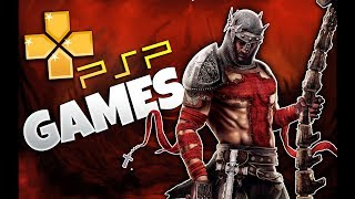Top 10 PSP Action Games For Android 2019 | PPSSPP Emulator