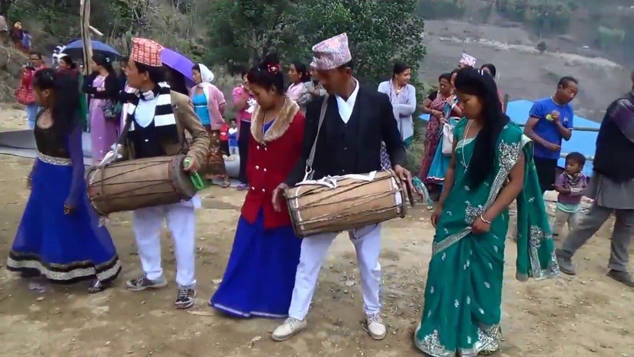 Limbu folk dance