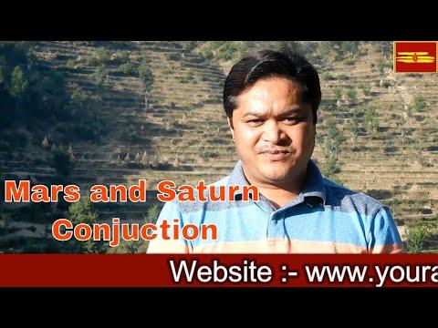 मंगल शनि युक्ति Combination of Mangal & Shani (Mars & Saturn Conjuctions)