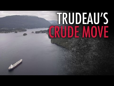 """First Nation's Chief: Trudeau's tanker ban """"innapprpriate"""""""