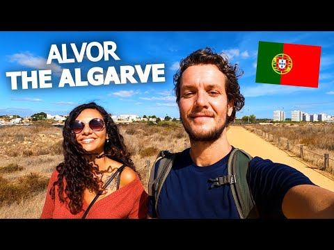 THE ALGARVE 🇵🇹 BACK IN PORTUGAL! (ALVOR)