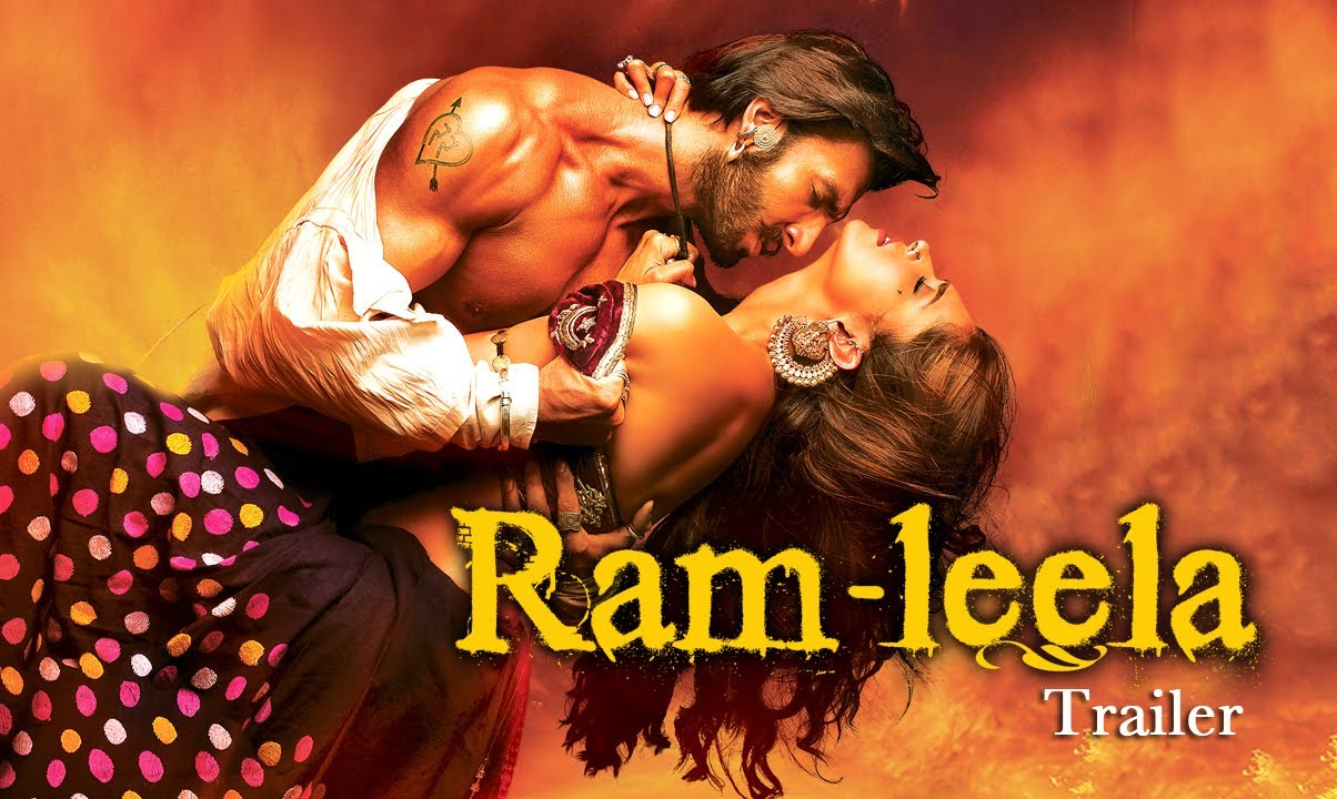 Goliyon Ki Raasleela Ram Leela Theatrical Trailer Ft
