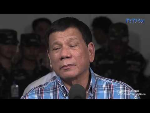 Press Conference - Zamboanga City 11/25/2016