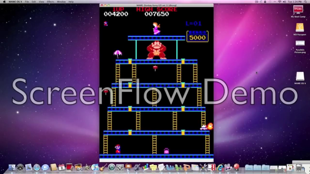 Mame os x updating game list