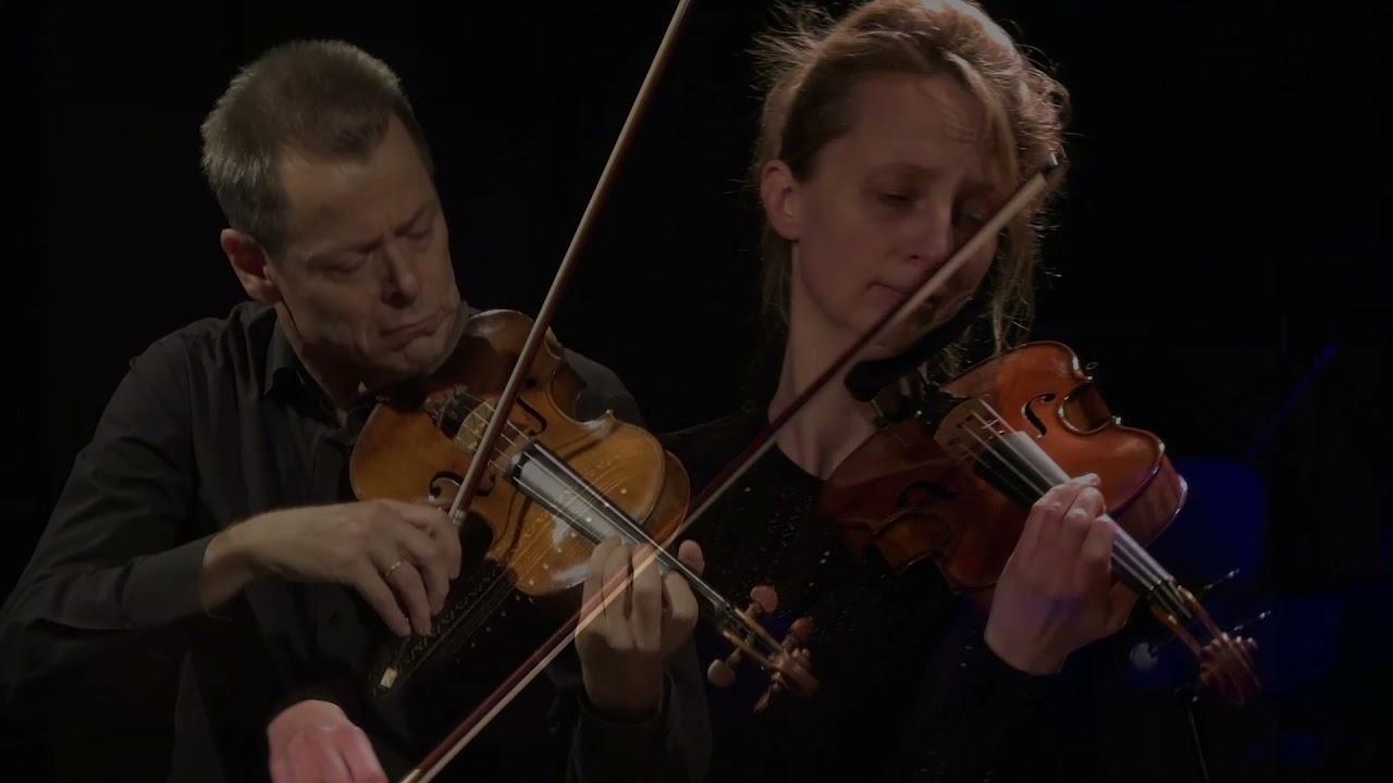 Sergej Prokofjew: Sonate C-Dur für zwei Violinen / Torsten Janicke und Anna Heygster
