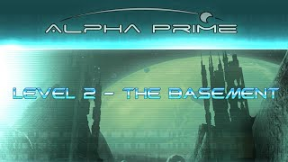 Alpha Prime - Walkthrough - Level 2