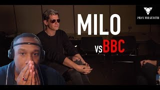BBC Tries to Ambush Milo...With Exactly The Result You'd Expect - Reaction