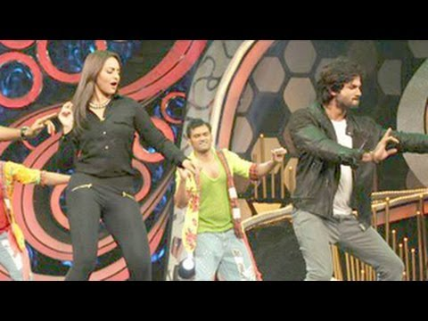 Shahid Kapoor & Sonakshi Sinha @ DID Supermom |  'R...Rajkumar Movie Promotion ! Travel Video
