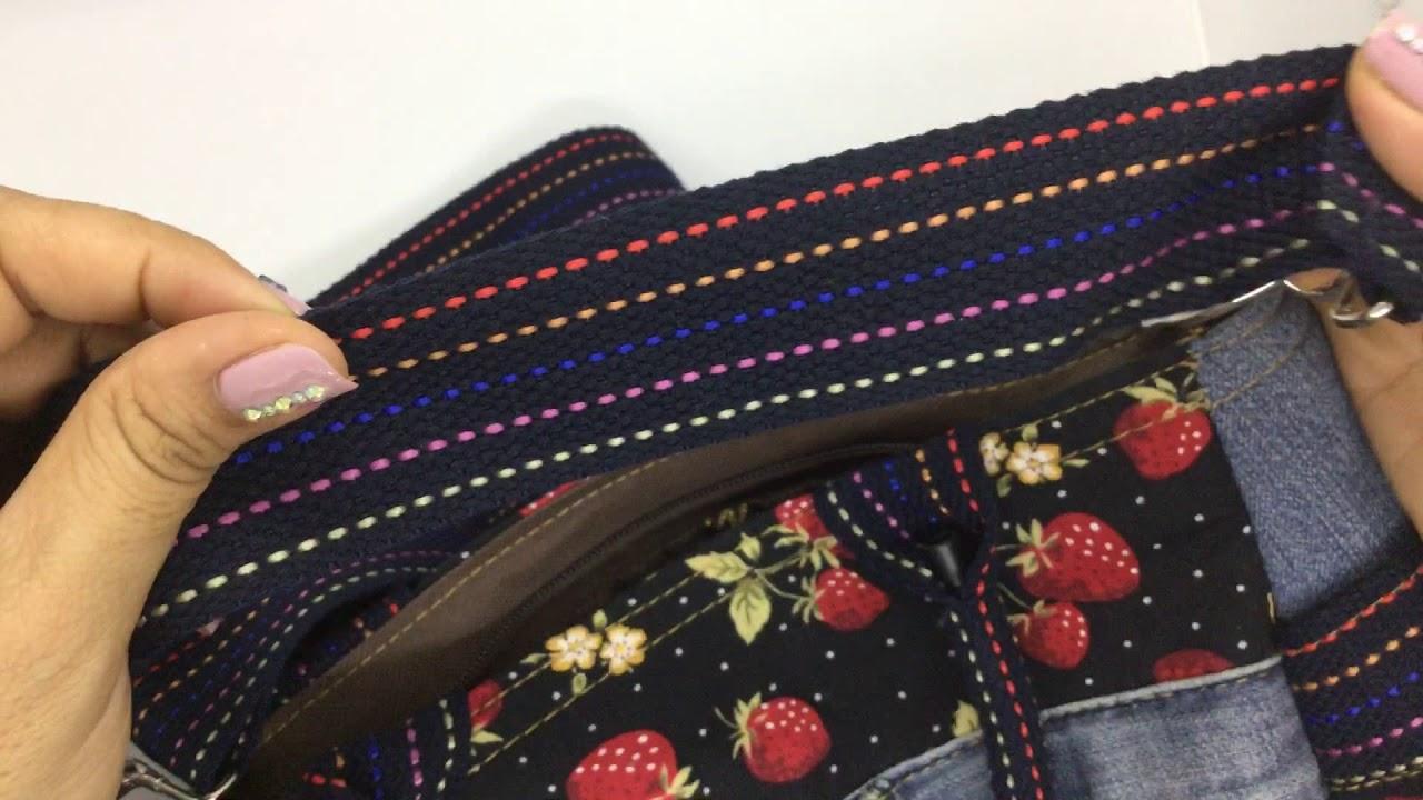 Fashion handmade bag from Thailand