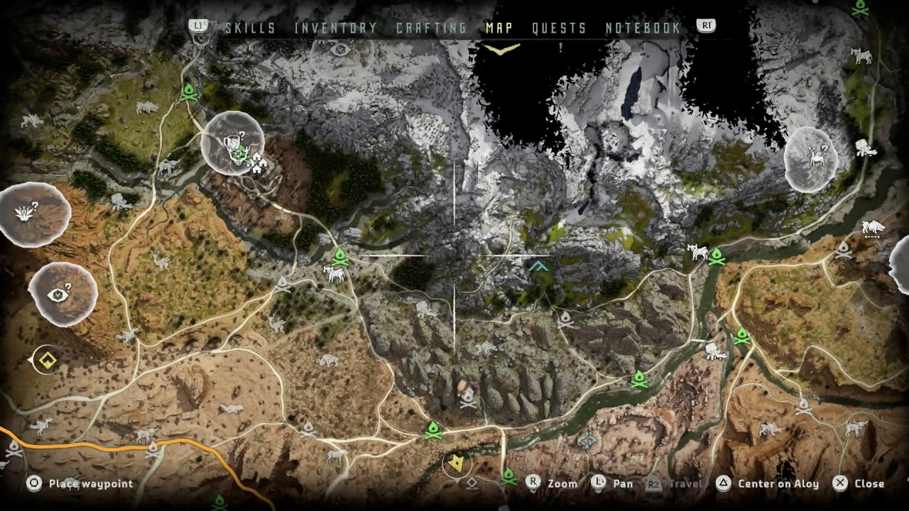 Horizon zero dawn merchant map locations how to find all horizon zero dawn merchant map locations how to find all collectibles gumiabroncs Gallery