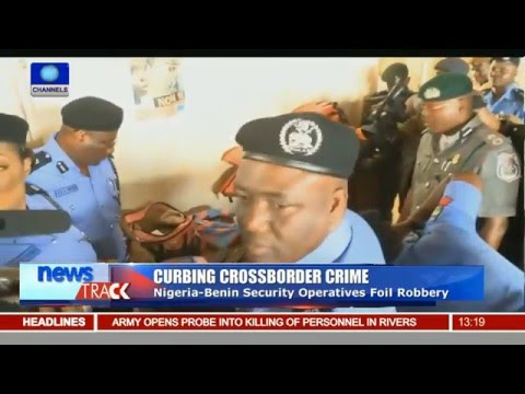 Police Kill Two Suspects, Arrest One In Foiled Robbery