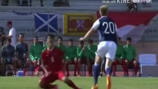 Indonesia U19 vs skotlandia U21 1-2 toulon turnamen  6|7|2017