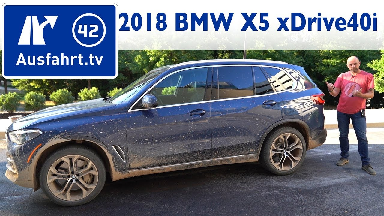2018 bmw x5 xdrive40i xline g05 kaufberatung test review youtube. Black Bedroom Furniture Sets. Home Design Ideas