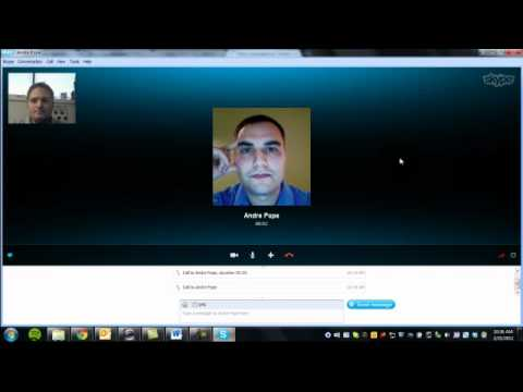 How to use Skype for online classes