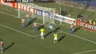 Paraguay vs Brazil: 2010 South American World Cup Qualifiers