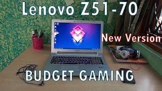 Lenovo Z51-70 80K600VVIN Review A Bad Gaming Laptop