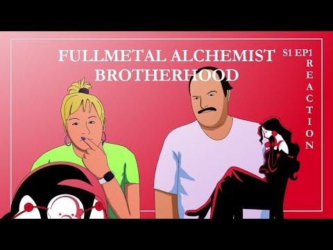My Parents React to Fullmetal Alchemist: Brotherhood | EP1 |