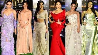 Bollywood Actress At IIFA Awards 2019