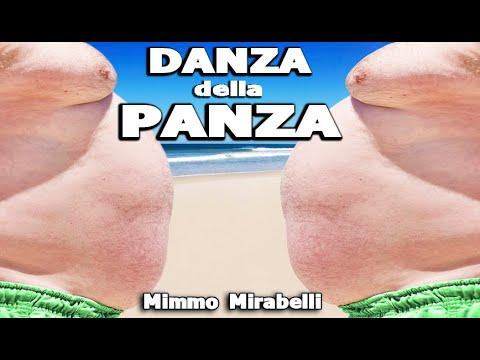 LA DANZA DELLA PANZA : TORMENTONE ESTATE : Ballo di Gruppo : MIMMO MIRABELLI
