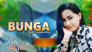 Putri Aline - BUNGA [Official Music Video] Lagu Chadut Terbaru 2020