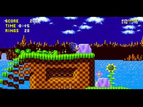 Original Sonic the Hedgehog now available in the Play Store