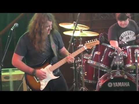 Tom Killner Band 'Have You Ever Loved a Woman' - HBBF 2014 (HD)