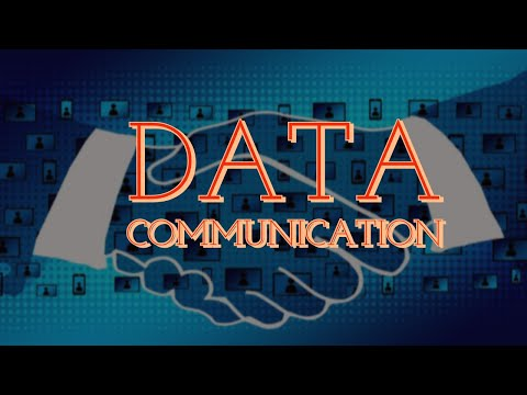 Lec 01 Introduction to Data Communication