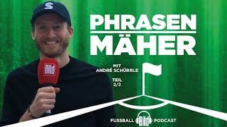 André Schürrle über WM-Finale 2014, die Party danach und SMS-Kontakt mit Löw | 🎧Phrasenmäher Podcast