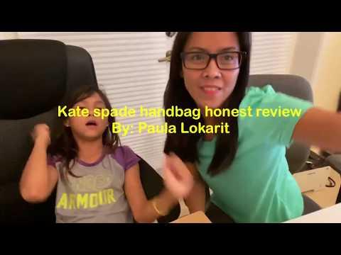 Kate Spade Handbag honest review