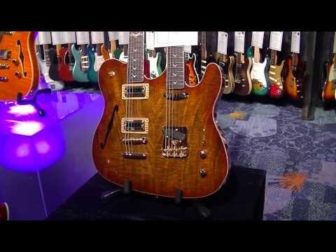 Namm 2014: Fender custom shop beauties