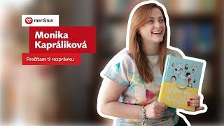 Monika Kapráliková: Prečítam ti rozprávku