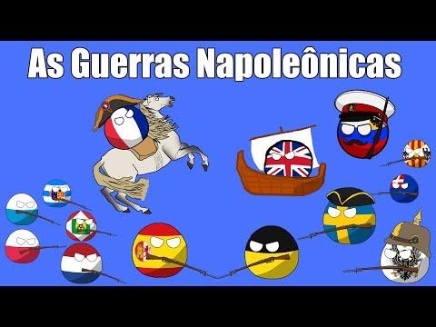 As Guerras Napoleônicas - Parte 1
