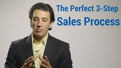 The Perfect 3-Step Sales Process