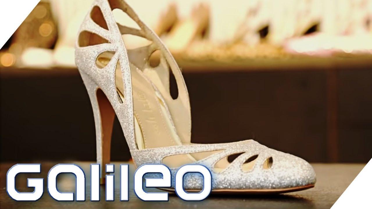 Warum wurde der Stöckelschuh erfunden? | Galileo | ProSieben