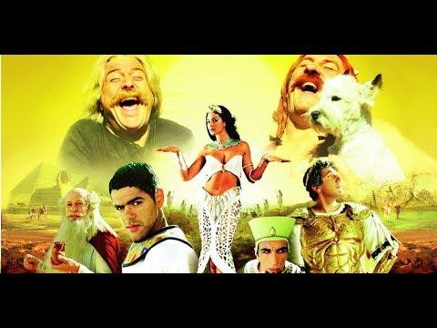 Астерикс и Обеликс: Миссия Клеопатра Смешные моменты - YouTube