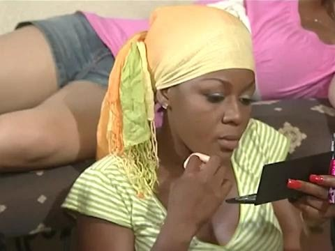 Nollywood actress Ayo Adesanya, Liz Da Silva, Bisi Komolafe with beautiful long nails