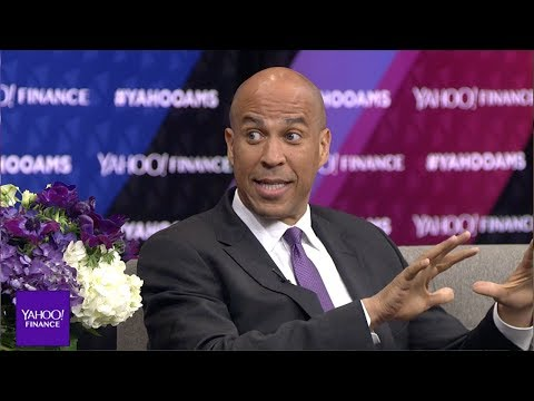 Cory Booker - Full Interview - All Markets Summit