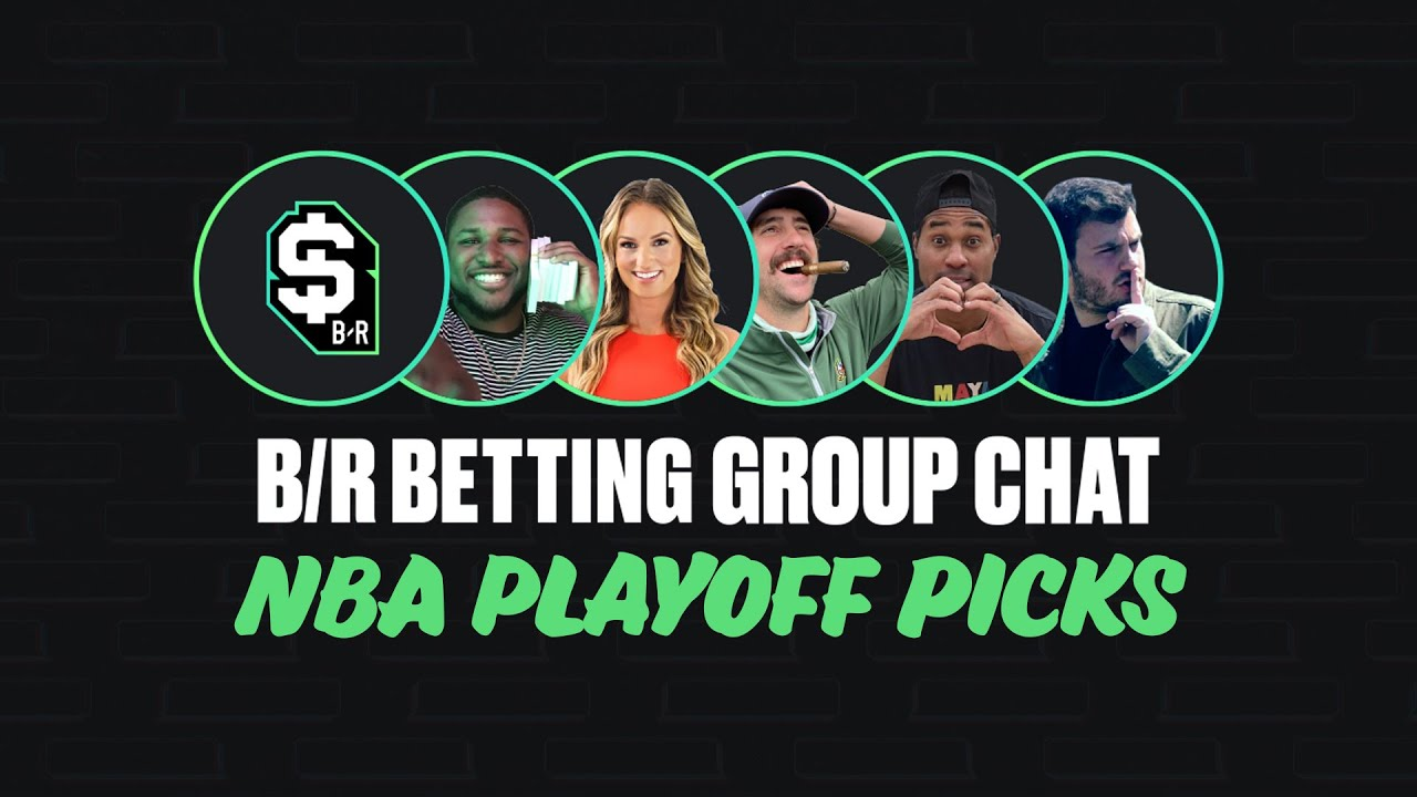 B/R Betting Group Chat Ep. 5
